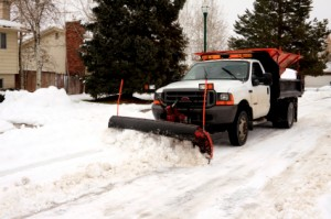 Chicago Snow Plowing Services
