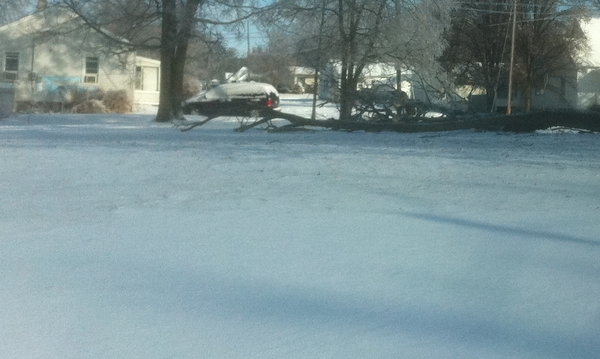 Sauk Village snow removal services